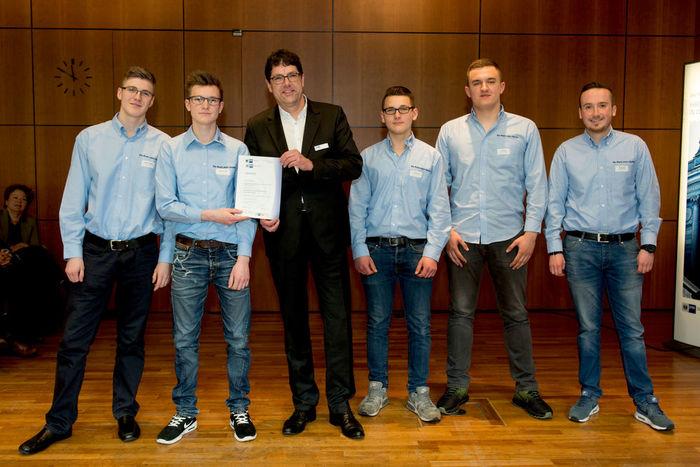 Fes nachwuchs im bundesfinale der energiescouts frankfurt for Ihk offenbach