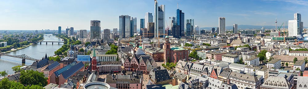 Skyline Frankfurt am Main…